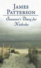 Suzanne's Diary for Nicholas, James Patterson, 0316969443, Book, Good