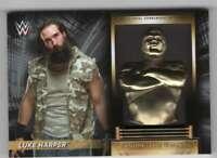 2018 Topps Road to WrestleMania Andre the Giant Trophy Bronze /99 Luke Harper
