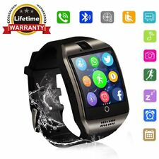 Bluetooth Smart Watch Camera Phone Samsung IOS iPhone Android Sim Text Call Mic