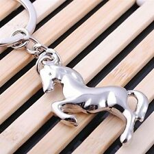 Horse Rearing on Hind Legs Key Chain Key Ring - Horse Riding / Ferrari Lookalike