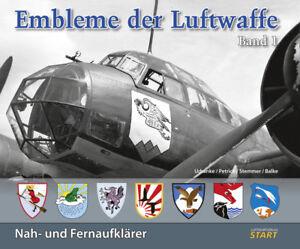 Embleme der Luftwaffe - Band 1 - Nah- und Fernaufklärer (Urbanke)