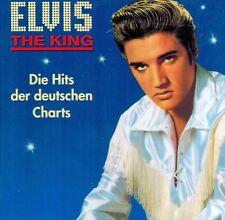 MUSIK-CD - Elvis (Presley) - The King - Die Hits der deutschen Charts