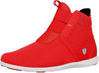 Puma Women's Ferrari Ankle Boot High-Top Sneaker