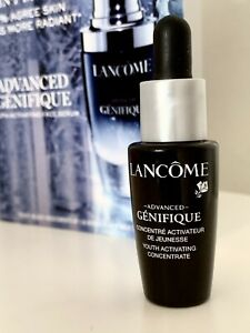 NEW Lancome Advanced Gentifique Youth Activating Radiance Concentrate 8ml + CODE