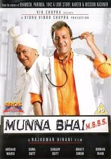 MUNNA BHAI M.B.B.S - EROS  BOLLYWOOD DVD - Sanjay Dutt, Sunil Dutt, Arshad Warsi