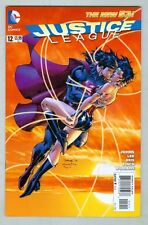 Justice League #12 October 2012 VF/NM New 52, 1st Print