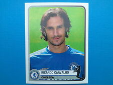 PANINI CHAMPIONS OF EUROPE 1955 - 2005 - N.133 CARVALHO CHELSEA