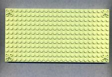 LEGO -- 47116 -- piastra di base -- a 4 Pin - 12 x 24 -- Dick -- MINT/VERDE -- LT/Lime -