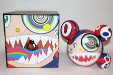 Takashi Murakami X Complex Con X Bait Red Blue Mr Dob Art Toy Figure Brand New