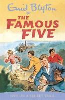 Five on a Secret Trail (Famous Five), Enid Blyton, Excellent