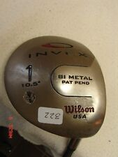 *Wilson Invex 10.5* #1 Driver Right Handed Women's                          #322