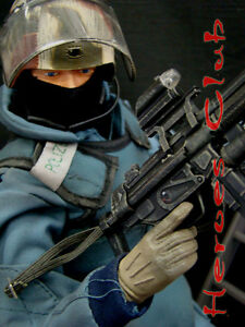 "Hot SWAT German 12"" figure 1/6 GSG9 DML Dragon Models toys L@@K"