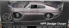 1966 Dodge Charger MAUVE 1:18 Ertl American Muscle 33933
