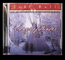 Songs of Winter by Jeff Ball (CD, Aug-2003, Red Feather Music)