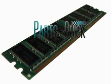 1GB PC2700 DDR 333 MHz Desktop Memory Non ECC 184 pin DIMM Low Density RAM