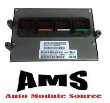2004 JEEP LIBERTY 3.7L Engine Computer Control Module ECM PCM ECU Replacement