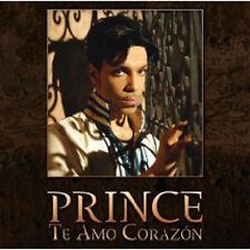 PRINCE CD Te Amo Corazon USA Only JEWEL CASE 3121 SEALED !!