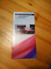 Japan BMW E36 Factory Options Catalog Pamphlet M3 318i 325is 328is 318ti Mtech