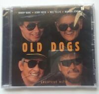Old Dogs Greatest Hits Atlantic Records 1998 Waylon Jennings Tillis Reed Country