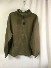 NWT Big Men's Large & In Charge Polar Fleece Zip Up Jacket Size 4XL Oliver #765Z