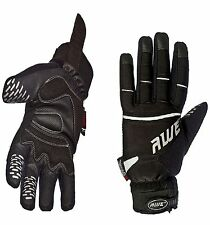 AWE® AWEVizTM 3M Scotchlite Thinsulate High Visibility Winter Glove Black Large