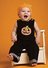 Mud Pie Baby HALLOWEEN LONGALL 350007-06 Trick or Treat Collection Halloween