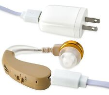 NewEar Hearing Amplifiers Digital Invisible Personal Sound Device Enhancer