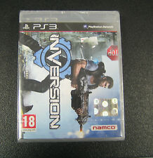 INVERSION PS3 SIGILLATO