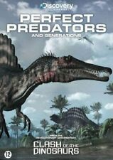 Discovery Channel : Clash Of The Dinosaurs - Perfect Predators And dvd  in seal.