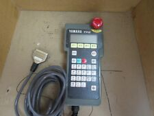 Yamaha TPB Hand Held Teaching Teach Programmable Controller Pendant Used