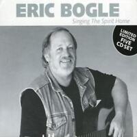Eric Bogle : Singing the Spirit Home CD 5 discs (2005) ***NEW*** Amazing Value