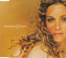 MadonnaFrozen - Remixes 5-track Jewel caseMAXI CDMaverick– W0433CD1998EU