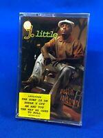 J. Little – Puttin' It Down   Cassette Tape Promo 1994 R&B Hype Sticker *SEALED