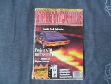 Street Machine Magazine April 1994