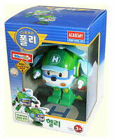 Academy Robocar Poli HELLI Transformer Robot Genuine Car Toy Korean TV Character