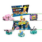 LEGO Dimensions Level Pack- The Simpsons