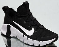 Nike Free Metcon 3 Women's Black White Volt Cross Training Shoes Sneakers