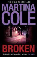 Broken, Martina Cole, New