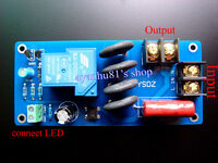 AC 220V 10A 2s Power Supply Soft Start Protection board F Audio Amplifier Board