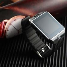 Bluetooth Smart Orologio da polso per qualsiasi telefono iPhone con SIM & slot per schede SD veloce PP