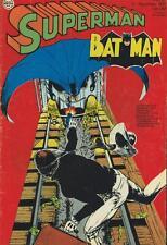 Superman 1972/ 23 (Z1-2, Sm), Ehapa