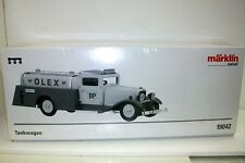 MARKLIN METALL 19042 / Tankwagen  OLEX, NEW TOP