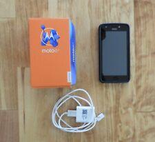 Motorola Moto E 4th Generation - 16GB - Black (Unlocked) Used Smartphone