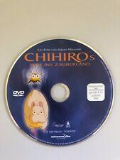 CHIHIROSs Reise ins Zauberland DVD vonHayao Miyazakis; erfolgreichster jap.Film