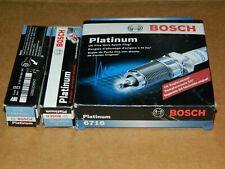 (6) BOSCH 6716 PLATINUM SPARK PLUGS FOR RAINIER CAVALIER CANYON ENVOY XL H3 H3T