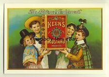 ad3411 - Keens Mustard - Children Holding Mustard -  Modern Advert Postcards