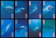 Kartenspiel Playing Cards 2007 Shark Kikkerland Design Inc. New York