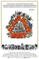 SCAVENGER HUNT Movie POSTER 27x40 Richard Benjamin James Coco Ruth Buzzi Cloris