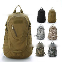 6917 20L Outdoor Military Tactical Backpack Rucksack Camping Hiking Travel Bag
