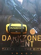 Virtual Toys The Dark Zone Agent Tracy Hazardous Bag loose 1/6th scale